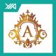 Antique Brand Logo - GraphicRiver Item for Sale
