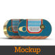 Tinned Fish & Seafood Mockup - GraphicRiver Item for Sale