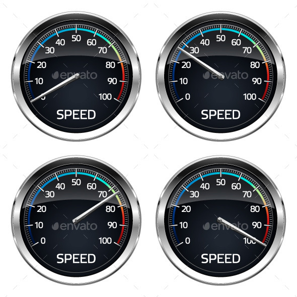 GraphicRiver Speedometer 9956034
