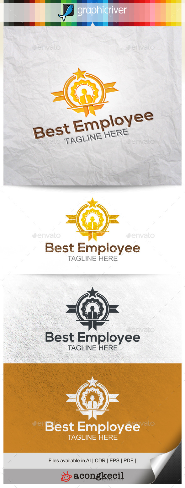 GraphicRiver Best Employee 9956108