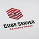 Cube Server Logo - GraphicRiver Item for Sale