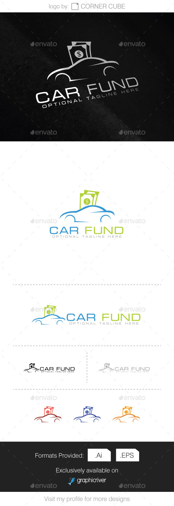 Car Fund Logo