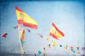 Spain Flags - PhotoDune Item for Sale