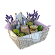 Provence decor basket - 3DOcean Item for Sale