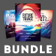 Future Flyer Bundle Vol.04 - GraphicRiver Item for Sale