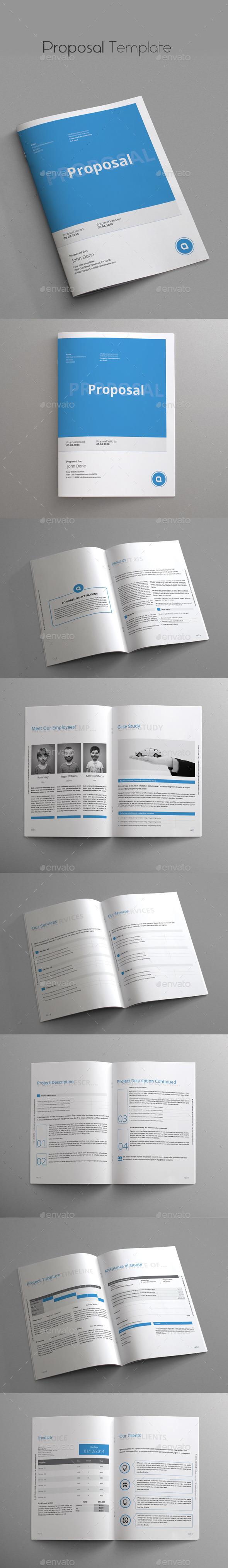 GraphicRiver Proposal 9953280