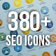 SEO Icons v1.0 - GraphicRiver Item for Sale