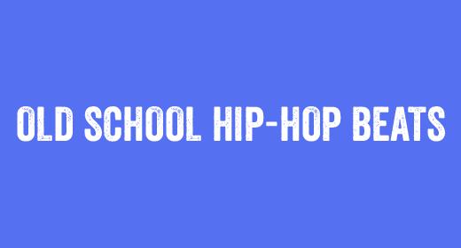 Old School Hip-Hop Beats
