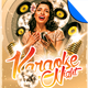 Retro Karaoke Night Flyer Template - GraphicRiver Item for Sale