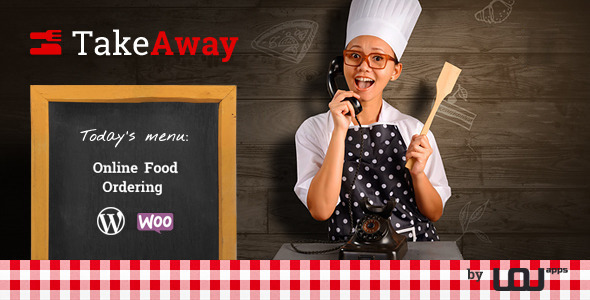 TakeAway Restaurant & Online Food Ordering