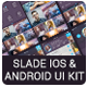 Slade iOS / Android UI Kit - GraphicRiver Item for Sale