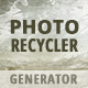 Photo Recycler and Background Generator Vol. 01 - GraphicRiver Item for Sale