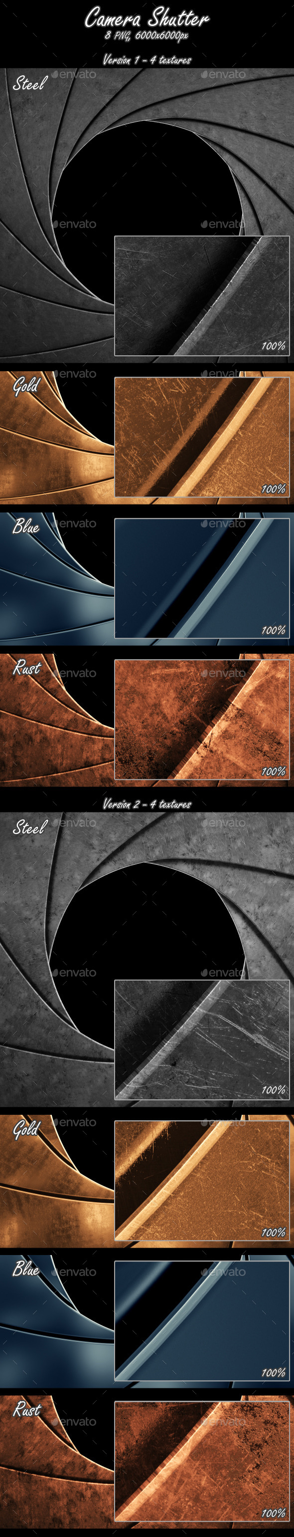 GraphicRiver Camera Shutter 9958049