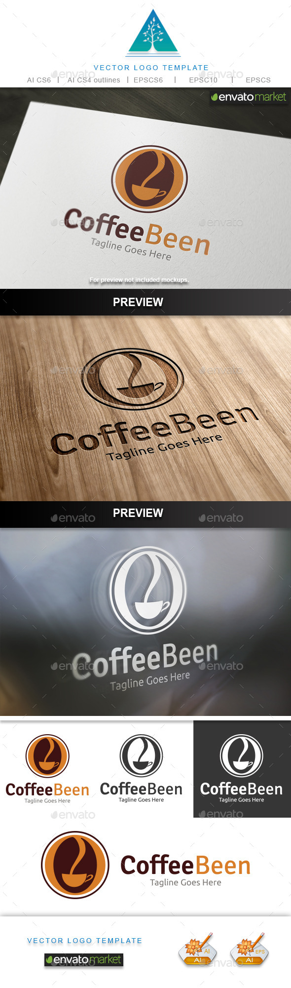 Coffee Been Logo