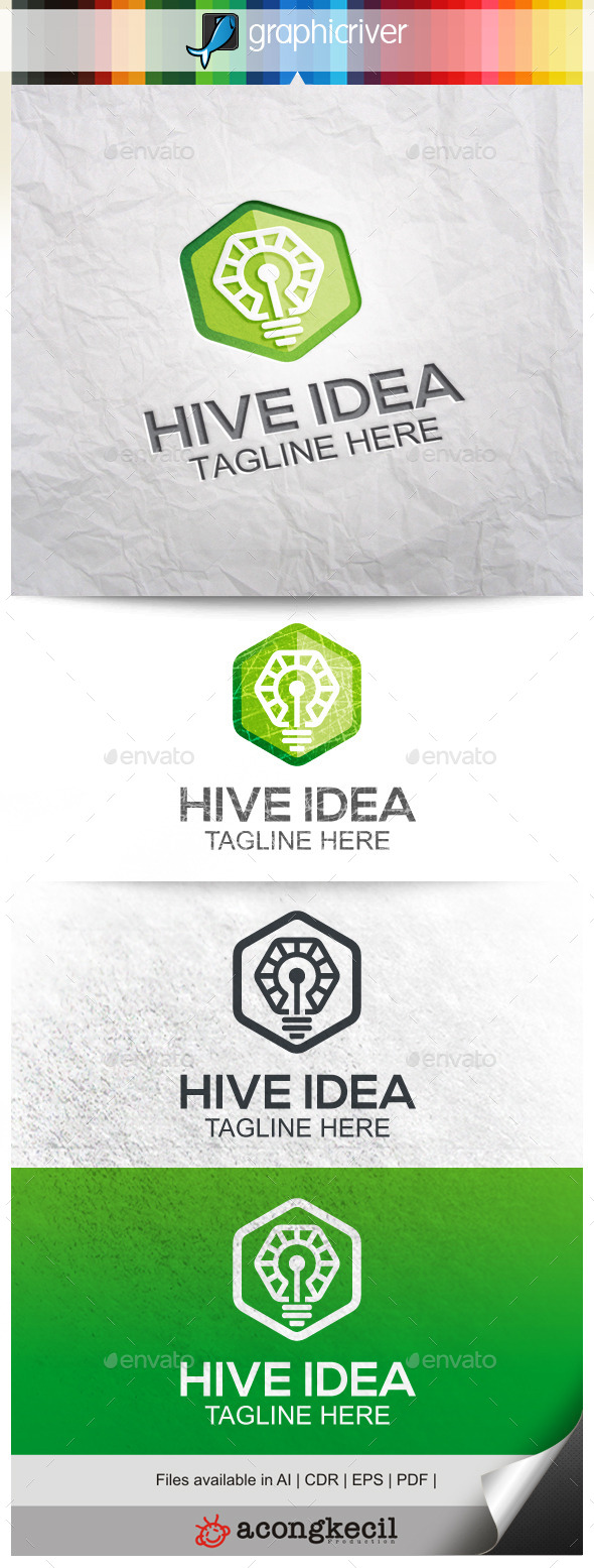 GraphicRiver Hexa Idea 9958175