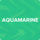 Aquamarine Tumblr Theme Premium Blog & Magazine