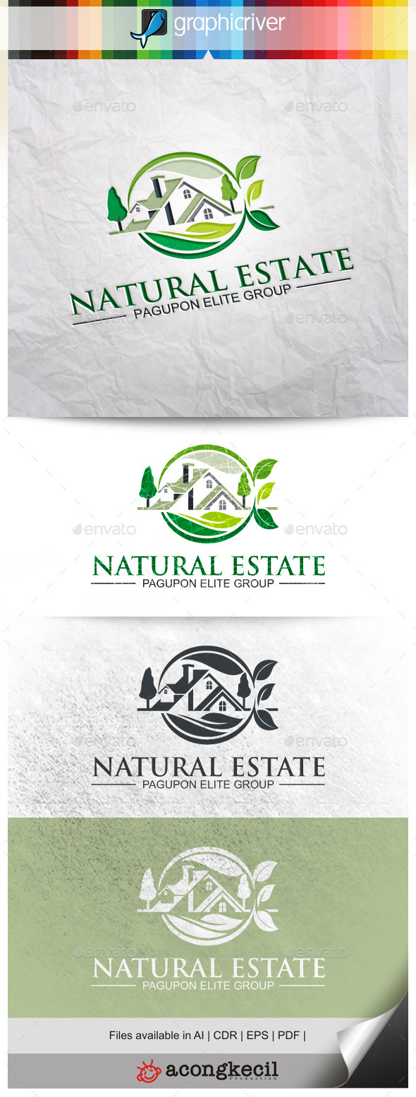 GraphicRiver Natural Estate 9959178