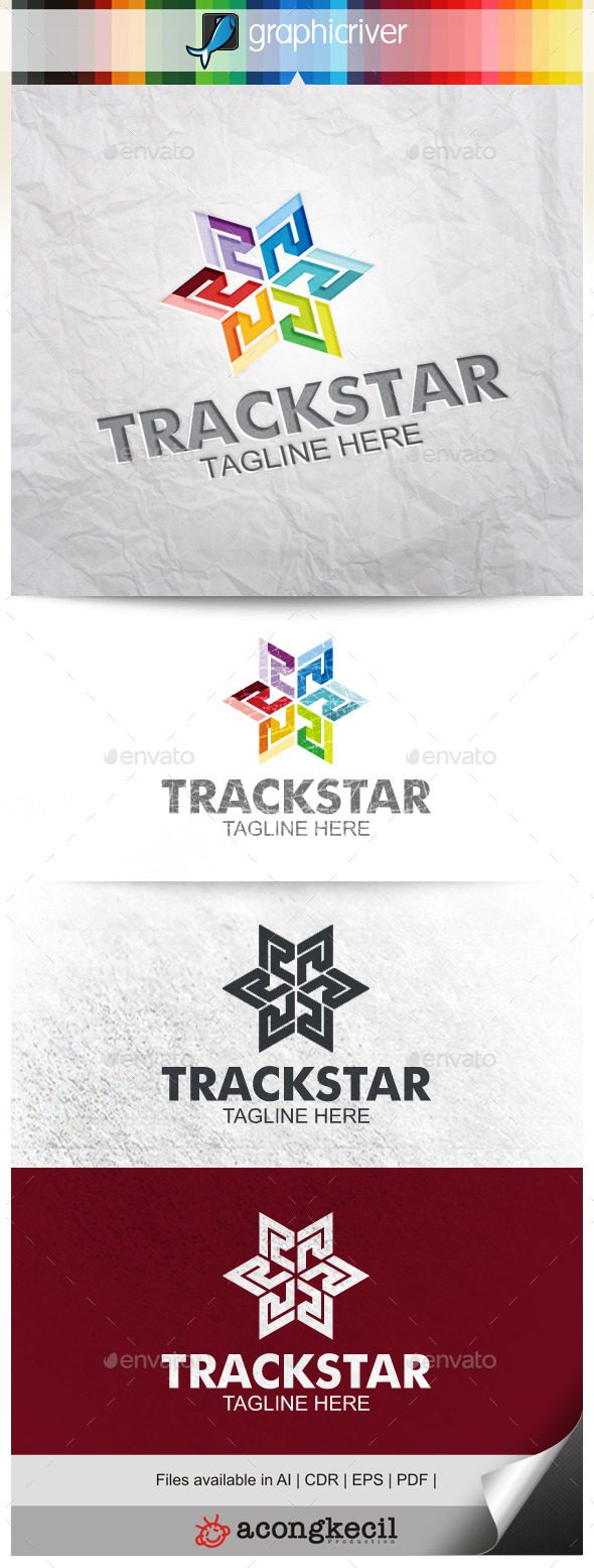 GraphicRiver Track Star V.6 9959302