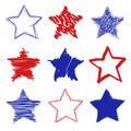 Hand Drawn Stars - PhotoDune Item for Sale