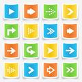 Arrow Sticker Icons - PhotoDune Item for Sale