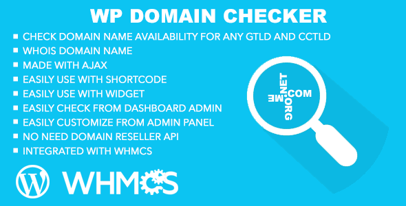 CodeCanyon WP Domain Checker 9959666