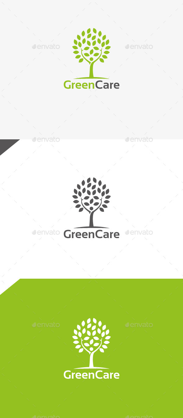 GraphicRiver Green Care 9959699