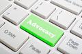 Advocacy key on keyboard - PhotoDune Item for Sale