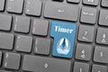 Timer key on keyboard - PhotoDune Item for Sale