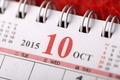 October 2015 - Calendar series - PhotoDune Item for Sale