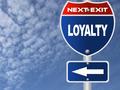 Loyalty road sign - PhotoDune Item for Sale
