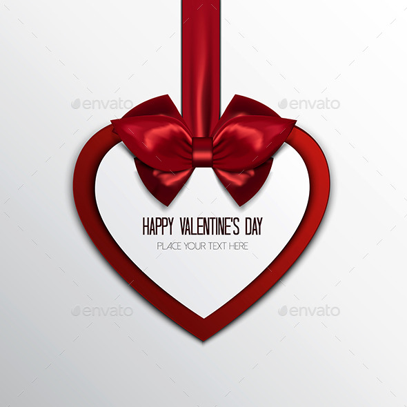 GraphicRiver Valentine s Greeting Card Background 9960223