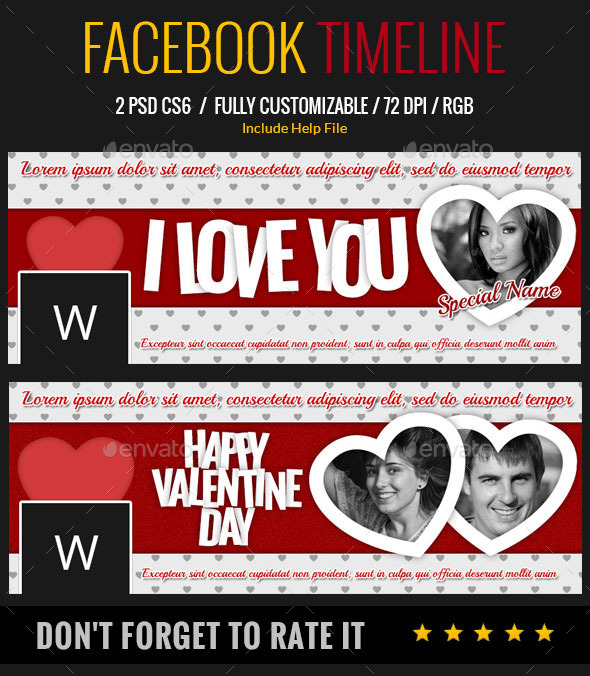 Love Proposal Facebook Timeline