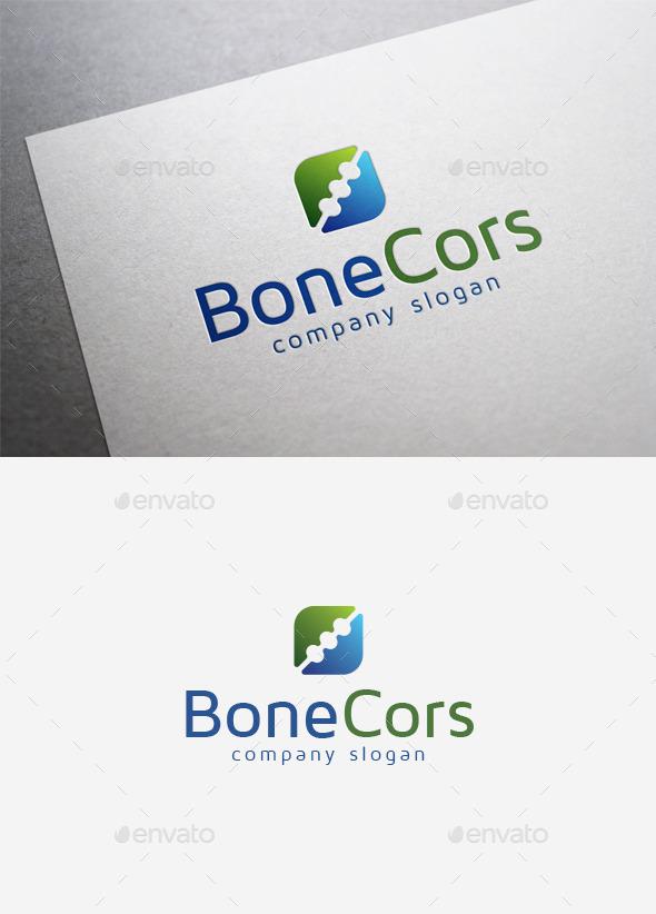 GraphicRiver Bonecors Logo 9961103