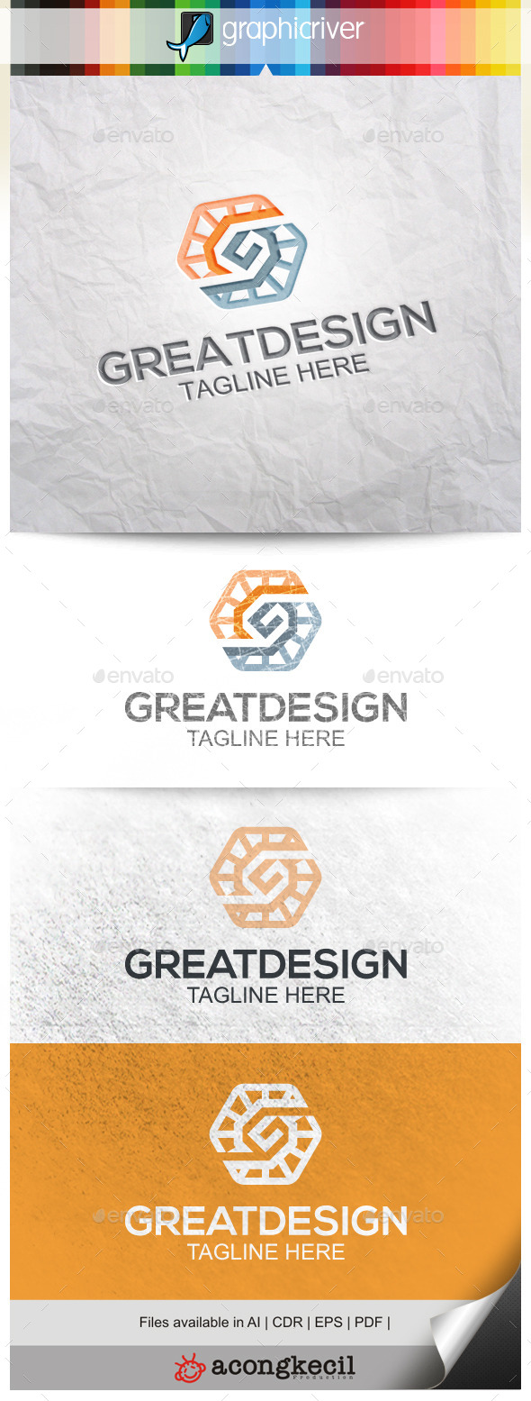 GraphicRiver Great Design V.2 9961240