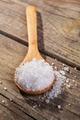 Salt on Spoon - PhotoDune Item for Sale