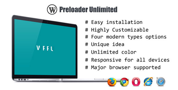 CodeCanyon Wordpress Preloader Unlimited 9947433