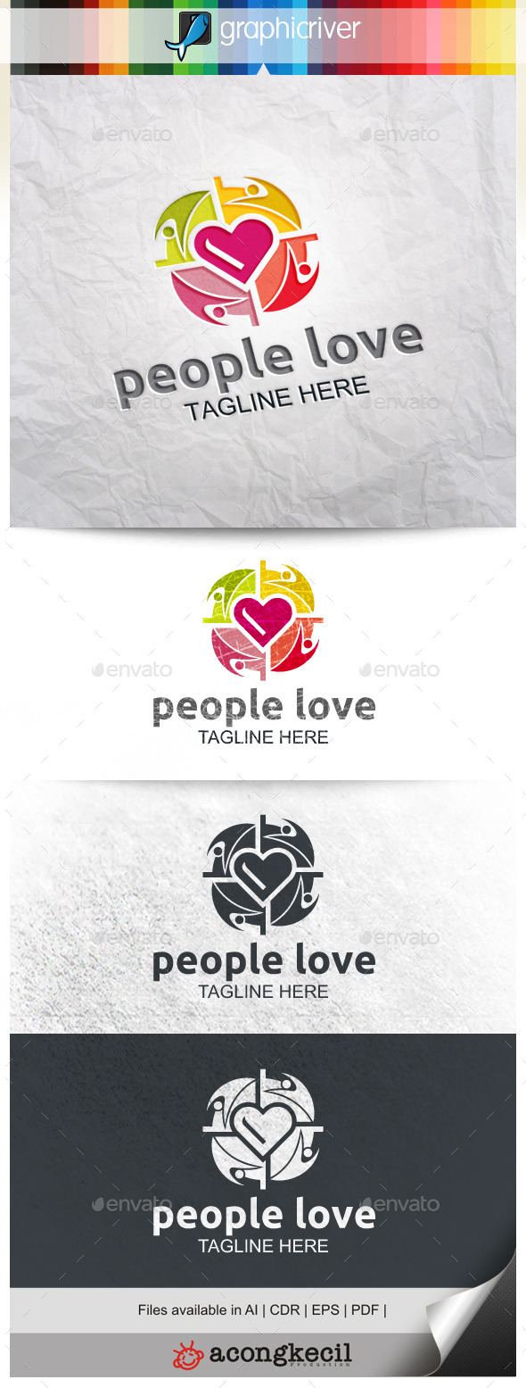 GraphicRiver People Love 9961575