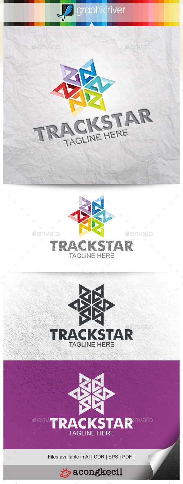 GraphicRiver Track Star V.7 9961683