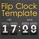 Flip Clock Template - VideoHive Item for Sale