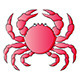 Crab - GraphicRiver Item for Sale
