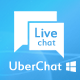Uber Chat - Ultimate Live Chat with Windows Client