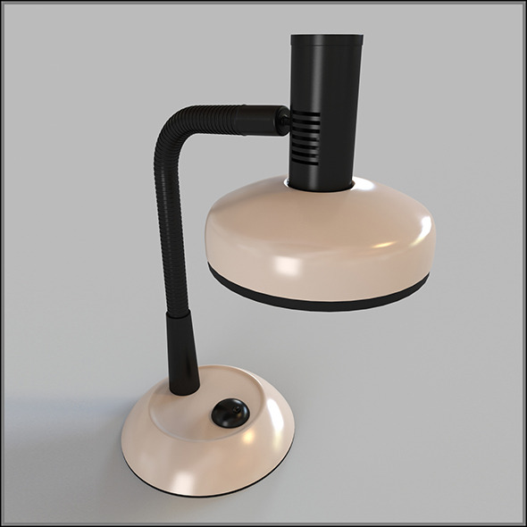 3DOcean Desk Lamp 9964637