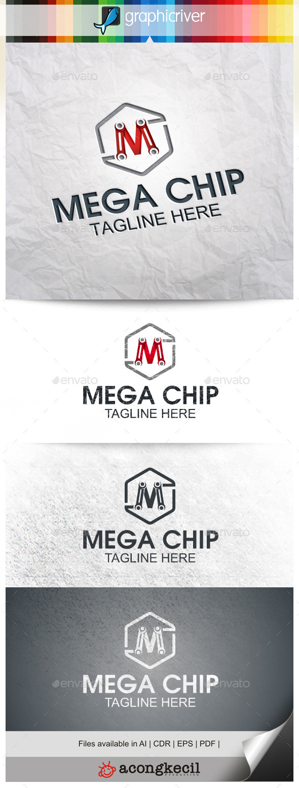 GraphicRiver Mega Chip 9965369