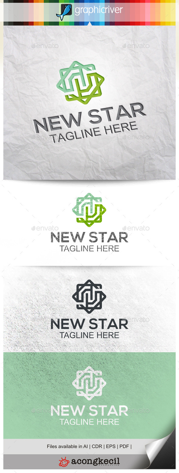 GraphicRiver New Star 9965391