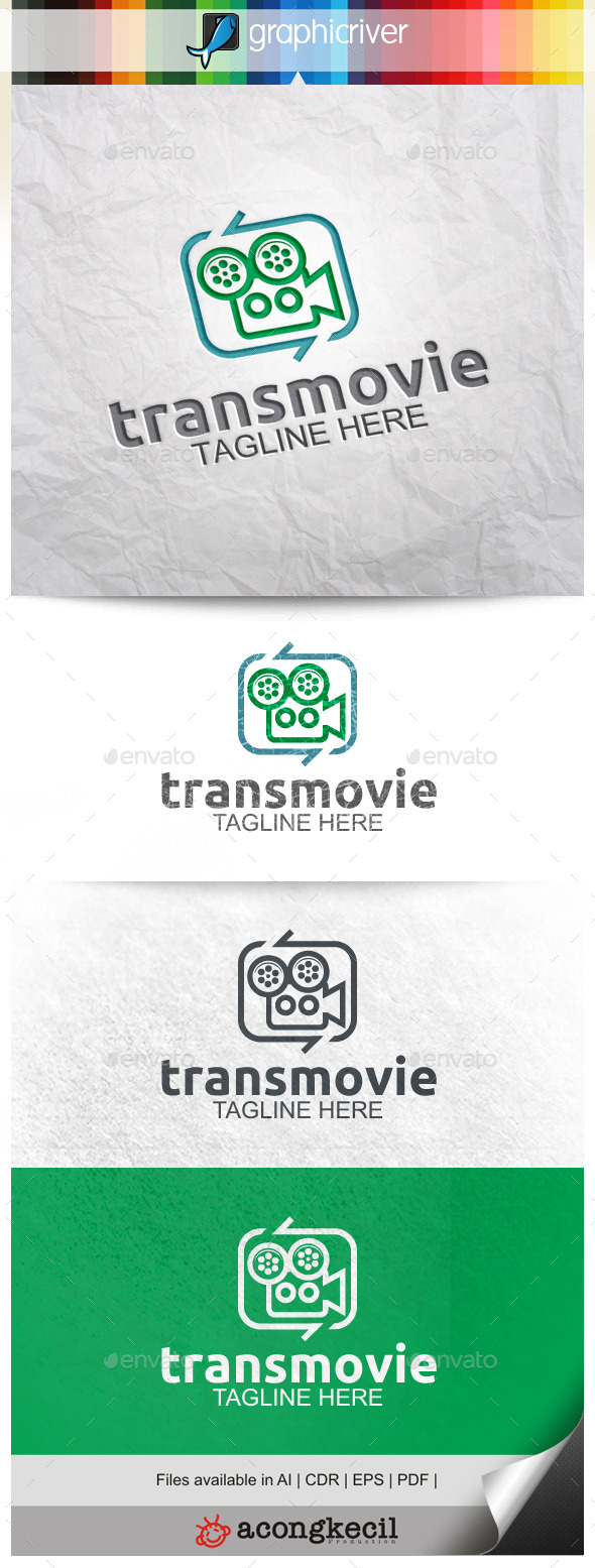 GraphicRiver Transfer Movie 9965493