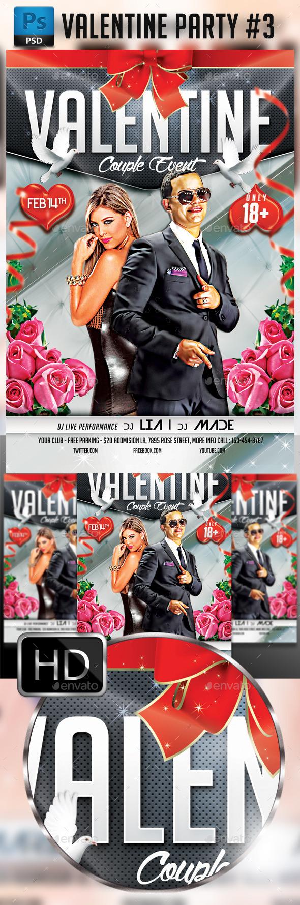 GraphicRiver Valentines #3 9965760