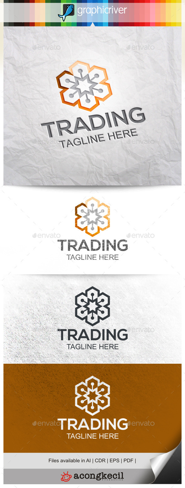 GraphicRiver Trading V.2 9965908