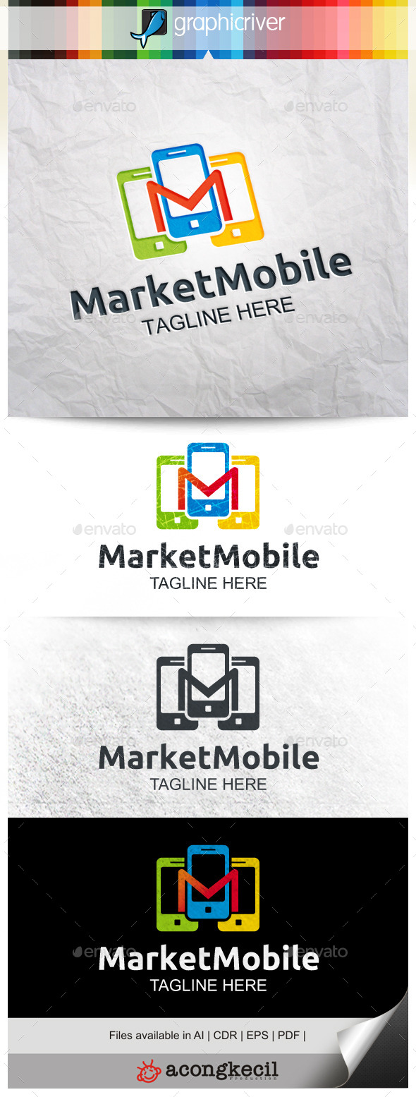 GraphicRiver Mobile Market V.2 9966205