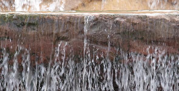 Concrete Waterfall 2