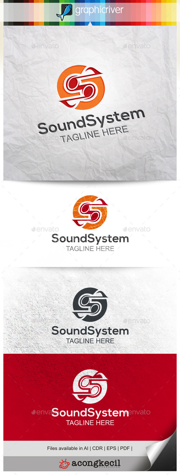 GraphicRiver Soundsystem 9966359